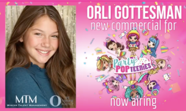 Check out Orli's fun and cute new Party Pop Teenies commercial now airing